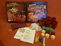 2004 YAHTZEE TEXAS HOLD'EM THE CLASSIC DICE GAME WITH A POKER TWIST BY PARKER