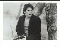 Christian Slater 8x10 Black & white glossy photo