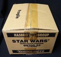 Star Wars Action Figure Case 69705.23 Sealed Case 1996 Kenner Hasbro Amricons