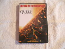 "Queen + Paul Rodgers ""Return of the Champions"" 2005 DVD EMI 140 min. $"