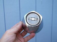 "Chevy Center Caps 5 Clip Vintage & Rare 3 1/2"" (approx.) No Part #"