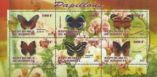 Bloc Sheet Papillons Butterfly  Neuf MNH ** Djibouti 2013  Private local/issue