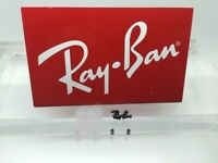"Ray-Ban 8316  Logo-Icon and/or ""Hollow"" screws -  Attaches arms to frame (BONUS)"