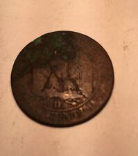 5 Centimes Napoléon 3 1855D N1