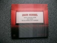 SONOTON TRAILER TRACKS (STT) - STT-0020 - Dark Heroes  CD