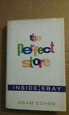 The Perfect Store : Inside eBay by Adam Cohen (2002, Hardcover)  First Edition