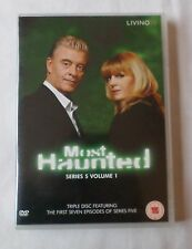 MOST HAUNTED: SERIES 5 VOLUME 1 [Region 2 DVD Boxset]