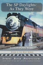 The SP Daylights - As They Were Railroad Sunday River Productions DVD