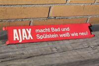 Ajax Hace Malo Y Spülstein Blanco como Nuevo - Alter Tresenstreifen Puerta
