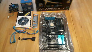 [BUNDLE] Intel Xeon E3 1230 v3+Asrock Z97 Anniversary+16GB RAM