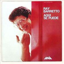 SALSA rare FANIA remastered CD W/BOOKLET  RAY BARRETO aqui se puede LA RESBALOSA