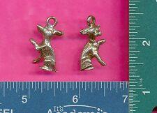 12 wholesale lead free pewter chihuahua pendants 4000