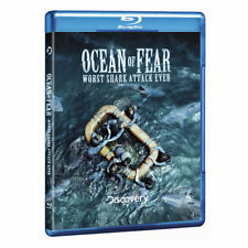 Discovery Channel : Ocean Of Fear : Worst Shark Attack Ever (Blu-Ray) BRAND NEW