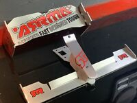Kit Arrma Typhon Adhesive Red F1 Front Wing and Rear Wing