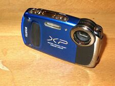 Fujifilm Finepix XP Serie XP50 14.4mp Digitalkamera - blau nicht funktionierend