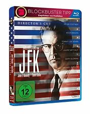 JFK - Tatort Dallas - Director's Cut [Blu-ray](NEU & OVP) von Oliver Stone