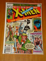 X-MEN UNCANNY #111 MARVEL COMIC APR 1978 VFN (8.0) *