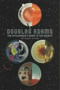 The Hitchhiker's Guide to the Galaxy: The Trilogy... by Adams, Douglas Paperback