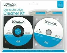 Lowmax CD/DVD Cleaning Kit