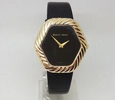Fabulous 9ct Gold Bueche Girod Handwind Wrist Watch.  Goldmine Jewellers.