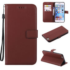 Luxury Flip Wallet Leather Case Cover Magntic For iPhone 5S 5C SE 6S 7 8 Plus X