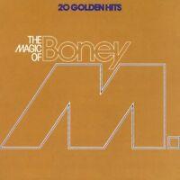 Boney M. Magic of-20 golden hits (1983) [CD]