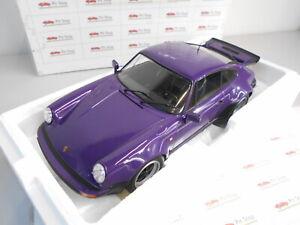 MIN125066120 by MINICHAMPS PORSCHE 911 TURBO 1977 1/12