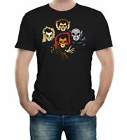 Feline Rhapsody Men's T-shirt -  Inspired By Thunder Cats and Queen