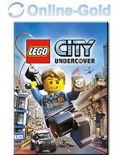 LEGO City Undercover de Code Steam PC Jeu Ordinateur TÉLÉCHARGER[NEUF][FR]