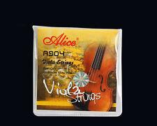 Viola Stringhe Tipo A904 Steel Core ferita in alluminio misura 4/4 Ottima Qualità
