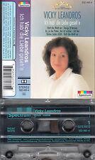 Vicky Leandros - Ich hab' die Liebe gesehn > MC Musikkassette