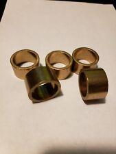 Oilite Sintered Bronze 5//8 ID x 7//8 OD x 3//8 L Flanged FF843-3//8 11998 Qty-5