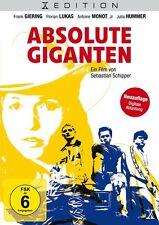 DVD * Absolute Giganten * NEU OVP * Frank Giering, Florian Lukas