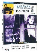 Torment All Region DVD Stig Järrel, Alf Kjellin, Mai Zetterling Brand NEW UK R2