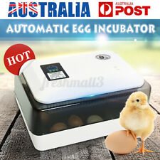 JANOEL JN-24 Fully Automatic Egg Incubator - White