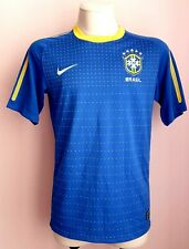 Brazil 2010 - 2011 Away football Nike shirt size M