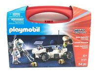 Playmobil 9101 City Action Space Exploration Carry Case New
