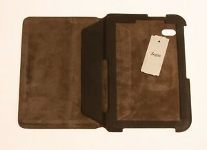 ERMENEGILDO ZEGNA Leather Case for iPad Mini and other Tablets MADE IN ITALY