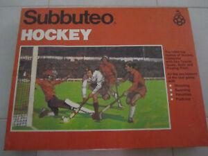 SUBBUTEO HOCKEY  Boxed Raro