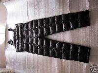Shiny nylon braces pants suspender pants down pants trousers wetlook custom-made