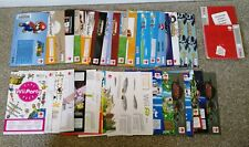 63 X Nintendo GAMECUBE & Wii VIP Points Card Inserts - Bundle / Job Lot