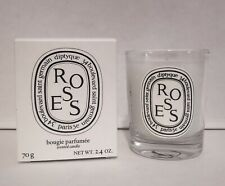 Diptyque Roses Scented Candle 70g Brand New In Box