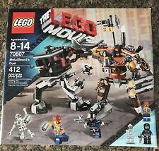2014 RETIRED - LEGO # 70807 - The LEGO Movie MetalBeard's Duel - Used Complete
