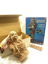 Vintage 1994 Star Wars Chewbacca Model Action Figure Kit # 3700 - Unused w/ Box