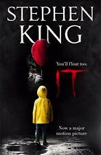 Stephen King IT Paperback 2017 9781473666948 Film Tie In Edition Steven Kings