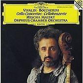 Vivaldi Boccherini - Cello Concertos - Mischa Maisky (CD 1995)