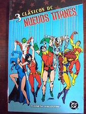 Clasicos DC,Nuevos Titanes num.3,Ed. Forum 2005