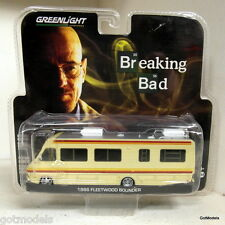 Greenlight 1/64 Scale Breaking Bad 1986 Fleetwood Bounder diecast model camper