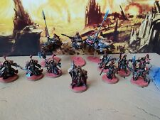 Warhammer 40k shadowkeepers custodes army pro painted 1000 points.