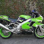 Kawasaki Motorcycles & Scooters ZX 3 excl. current Previous owners
